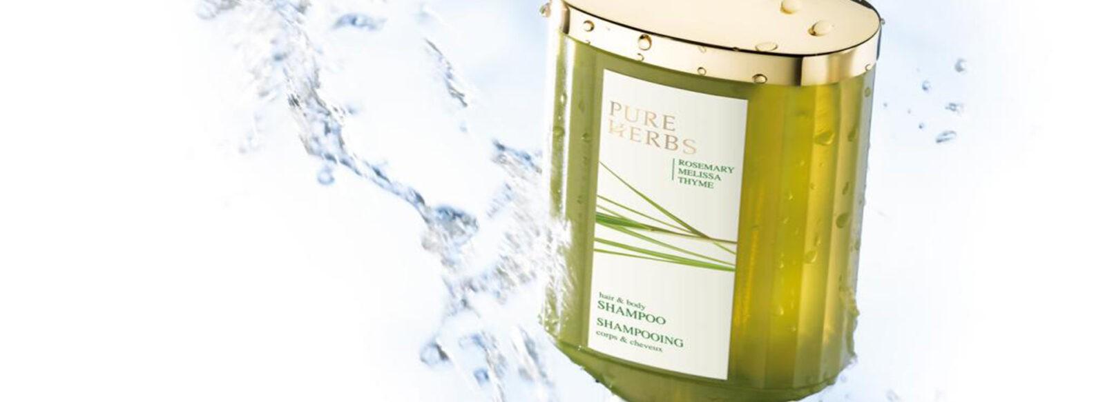 Диспенсеры (дозаторы) для гостиниц и отелей Pure Herbs