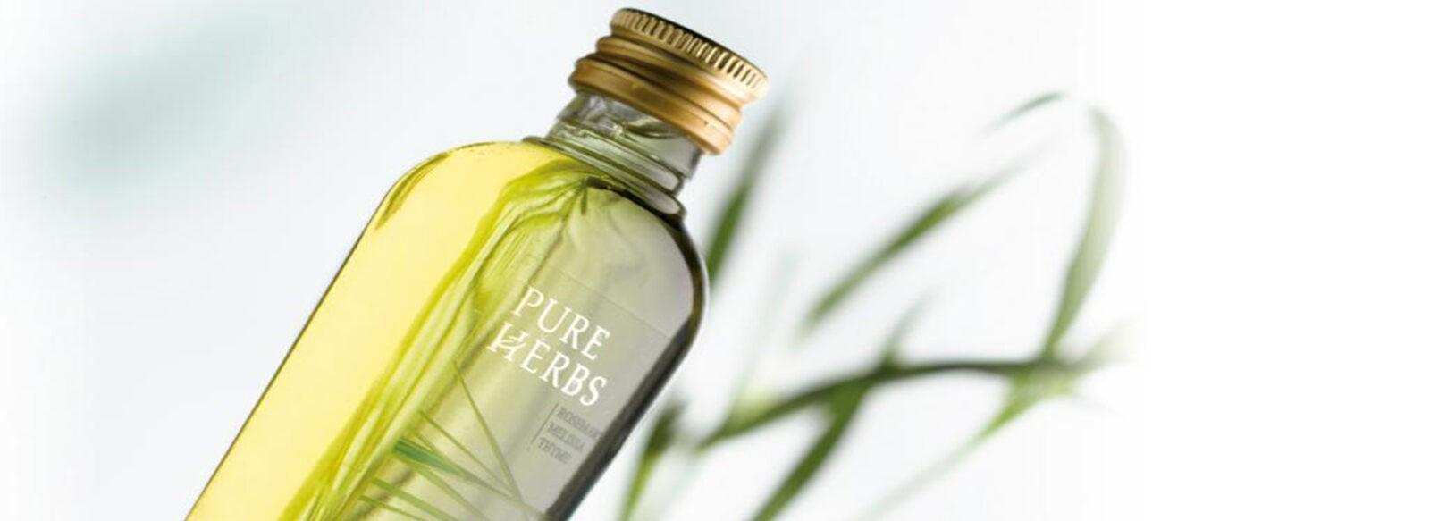 Косметика для гостиниц и отелей Pure Herbs