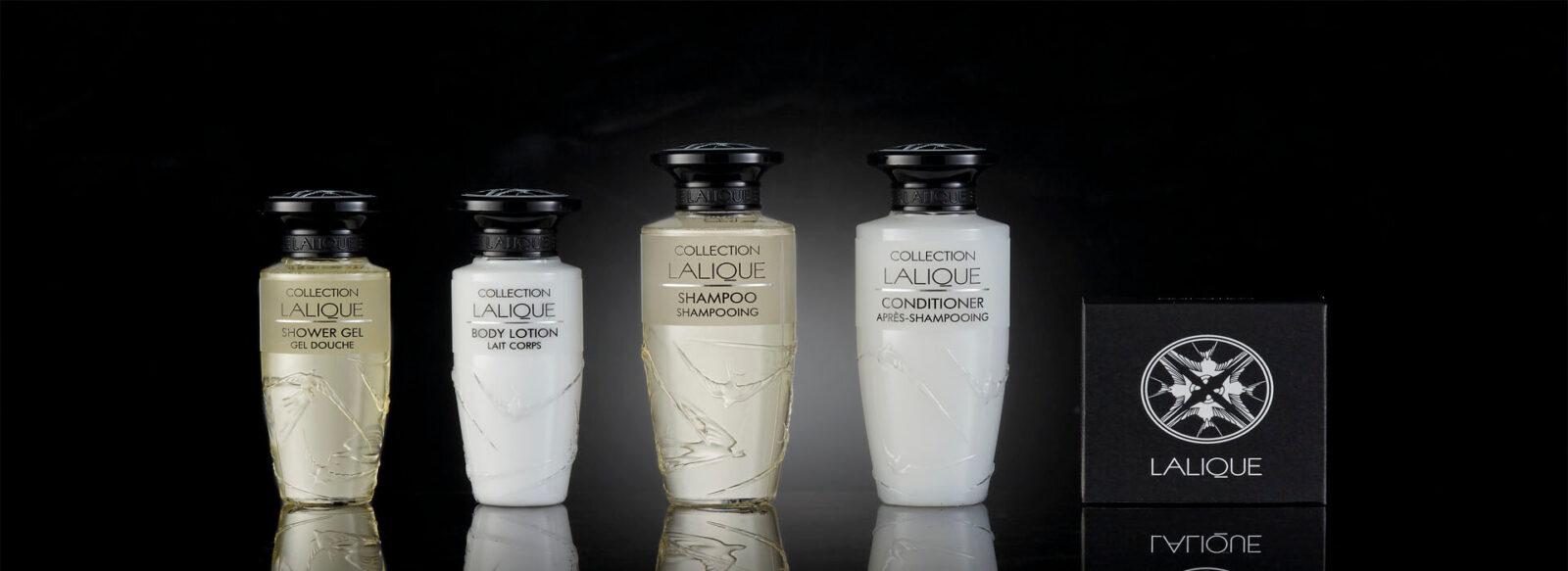 Косметика для гостиниц и отелей Lalique