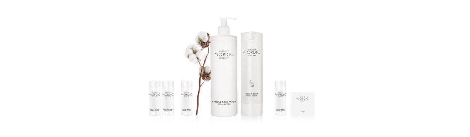 Косметика для гостиниц и отелей Absolute Nordic Skincare