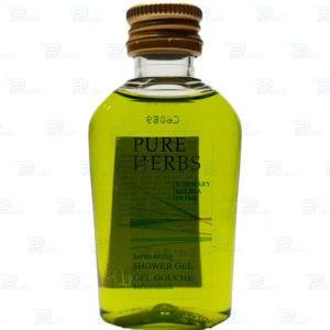 Одноразовый гель для душа Pure Herbs