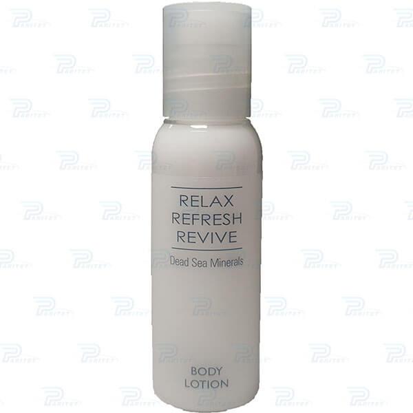 Лосьен Relax Refresh Revive косметика для гостиниц и отелей