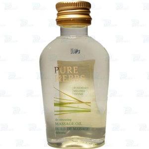 Массажное масло Pure Herbs