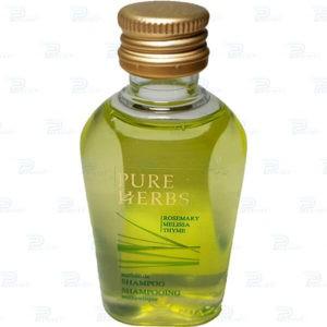 Одноразовый шампунь Pure Herbs косметика для гостиниц