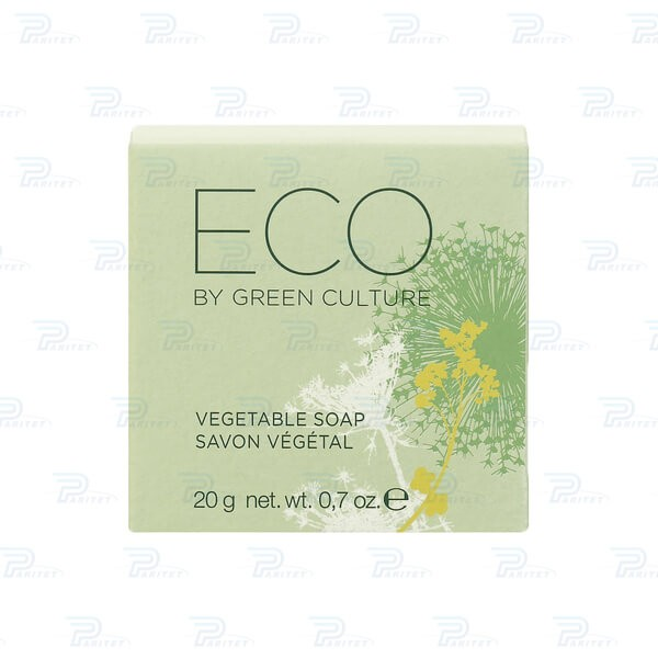 Крем-мыло 20г ECO by Green Culture