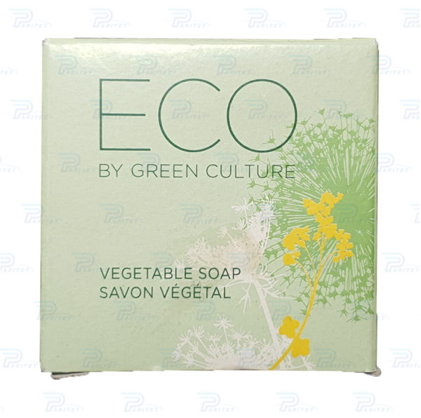Одноразовое мыло Eco by Green Culture для гостиниц и отелей