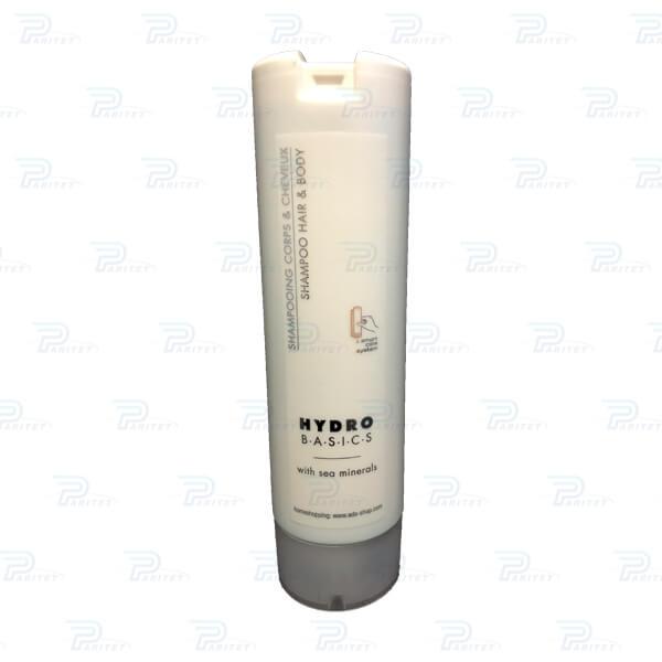 Шампунь для волос и тела 300мл Smart Care Hydro Basics white