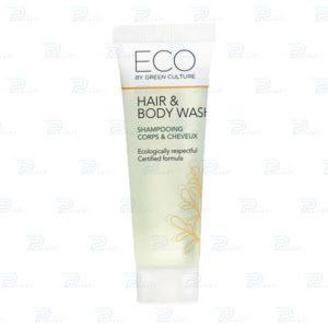 Шампунь для волос и тела 30мл ECO by Green Culture