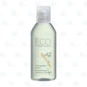 Шампунь для волос и тела ECO by Green Culture 30 мл