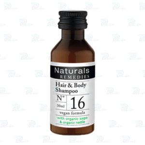 naturals remedies шампунь для волос и тела