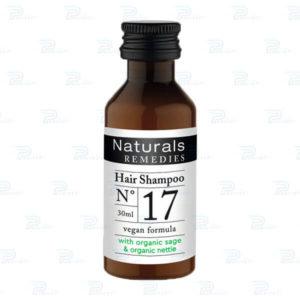 naturals remedies шампунь