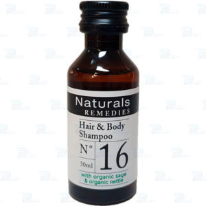 шампунь для волос и тела naturals remedies