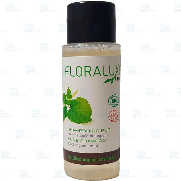 Шампунь FloraLux косметика для гостиниц и отелей Эко косметика для гостиниц и отелей