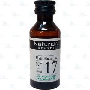 шампунь naturals remedies