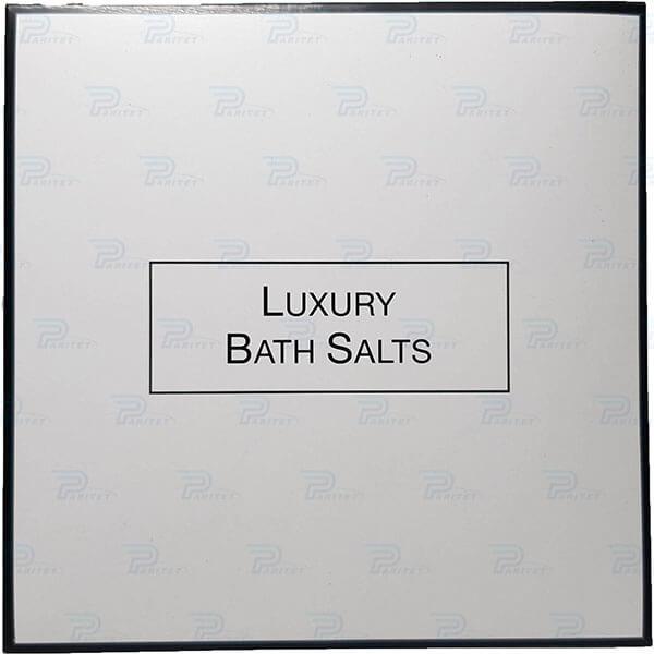 Соль для ванн аксессуары для гостиниц и отелей White and black