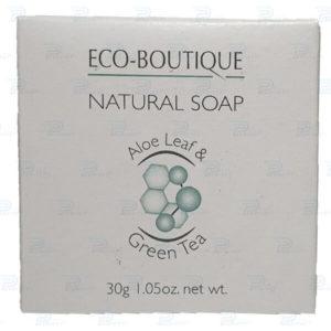 Мыло Eco Boutique косметика для гостиниц и отелей