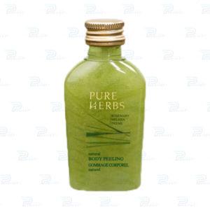 Oтшелушивающий гель для тела 35мл Pure Herbs