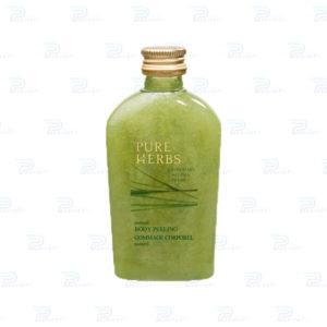 Oтшелушивающий гель для тела 60мл Pure Herbs
