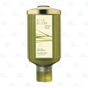 Шампунь для волос и тела 300мл P&W Pure Herbs
