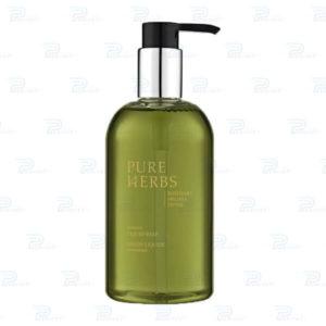Жидкое мыло Pump-диспенсер 300 мл Pure Herbs