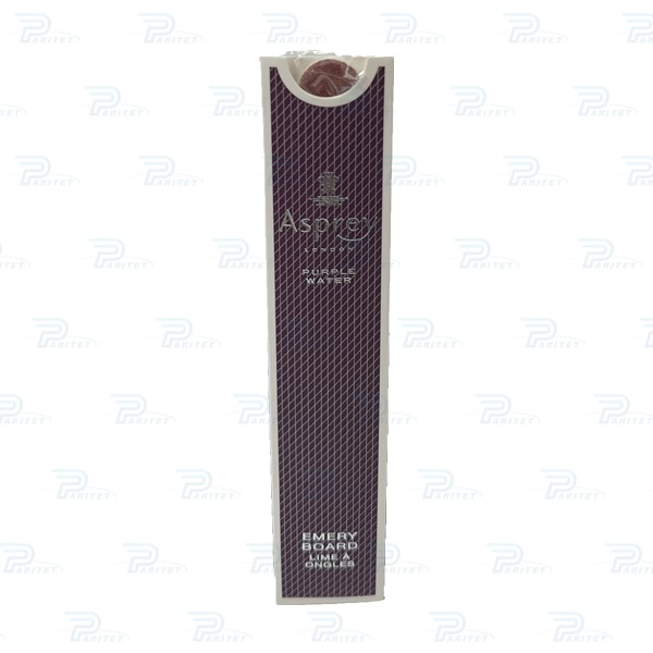 пилочка для ногтей Asprey аксессуары для гостиниц и отелей