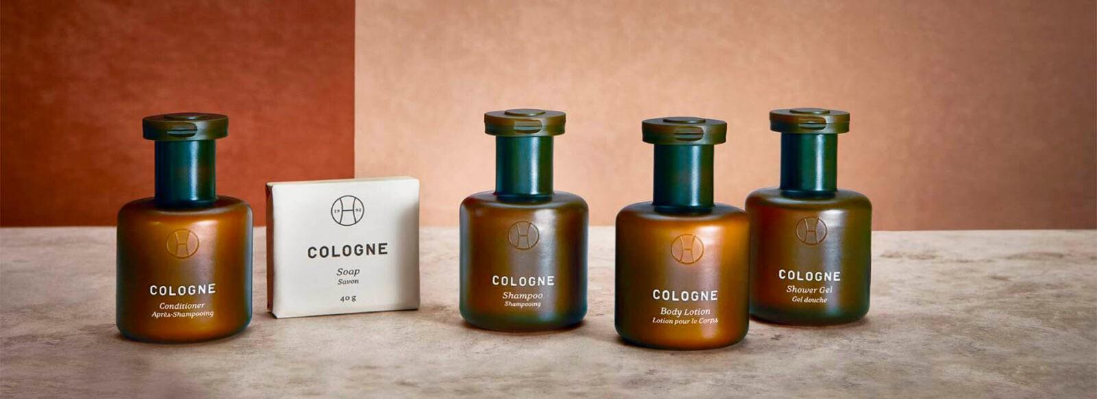 Perfumer H - косметика для гостиниц и отелей