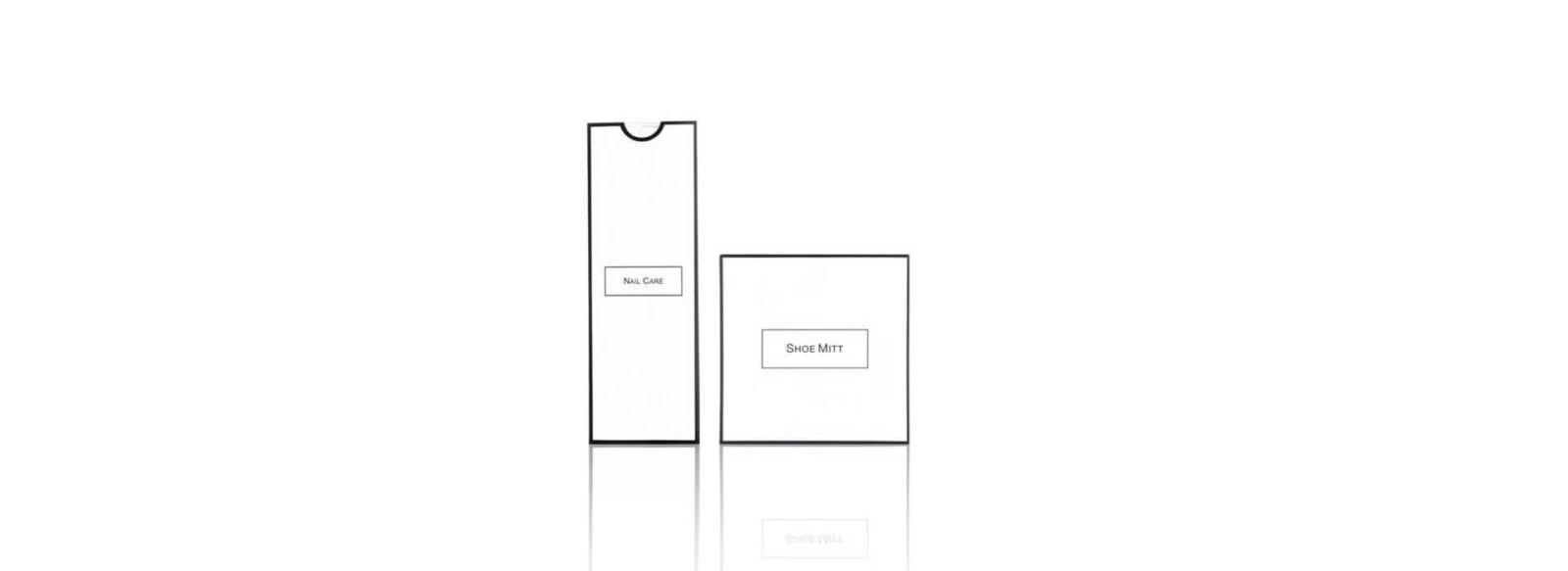 аксессуары для гостиниц white and black