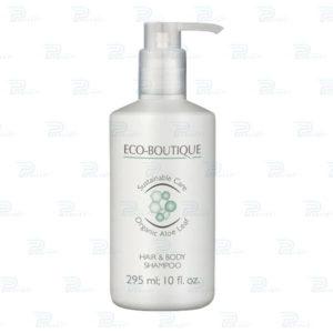 Eco Boutique шампунь для волос и тела 295 мл