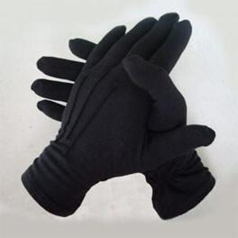 Перчатки для официантов черные мужские