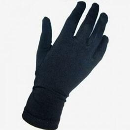 Перчатки для официантов черные женские