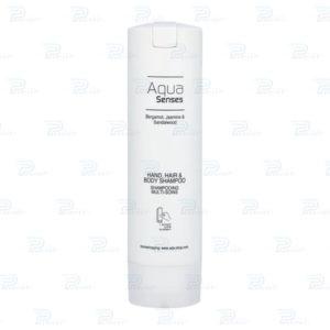 шампунь для рук, тела и волос Aqua Senses 300 мл диспенсер Smart Care