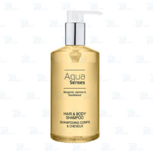 шампунь для волос и тела Aqua Senses 300 мл